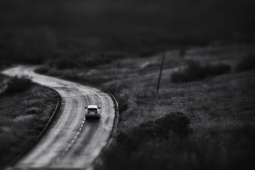 Travel Roadtrip Road Trip Road To Nowhere Petrolhead On The Road Mountain Road Hairpin Turns Nightly Drive Car Driving Black And White Photography At Night MeinAutomoment Car Petrol Head Gear Head Travel Roadtrip Road Trip Car Ride  Welcome To Black