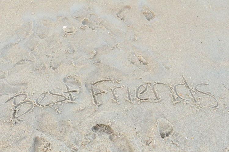 In the sand... Beach FootPrint Ideas Outdoors Sand Shore Summer Symbol