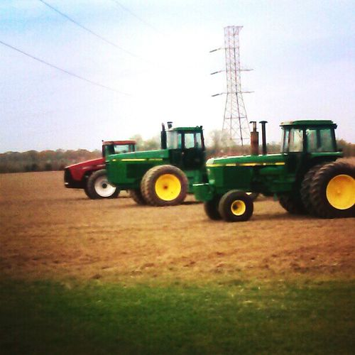 Tractors Farm Life Johndeeregreen Tractorporn Tractorlife Farmer's Life
