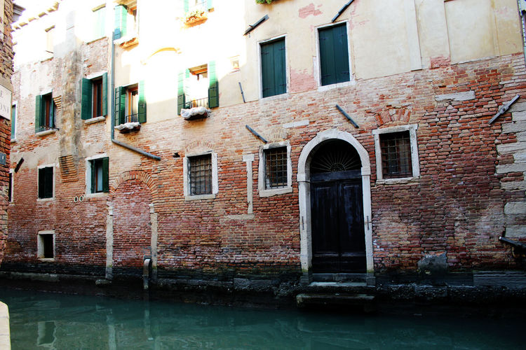 Architecture Historic Italy Outdoors Travel Travel Destinations Venedig Venezia Venice, Italy Water Water Reflections