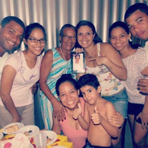 Amamos mto ELA!!! Netos Av ó Festa Apaixonados felicidade love