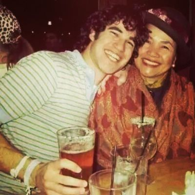 Darren  and you mom.