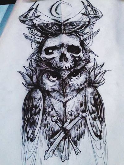 Soon to be my thigh piece. 😍😈 Tattoos Thigh Piece