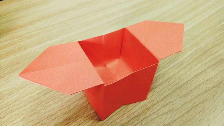 paper box Fold Paper Origami Boxes Paper Box Box Bax Paper Paper Red High Angle View Close-up Crumpled Paper Origami Wastepaper Basket Paper Boat Garbage Garbage Bin Page Paper Airplane Garbage Can Crumpled Paper Ball Crushed Fabric Blanket