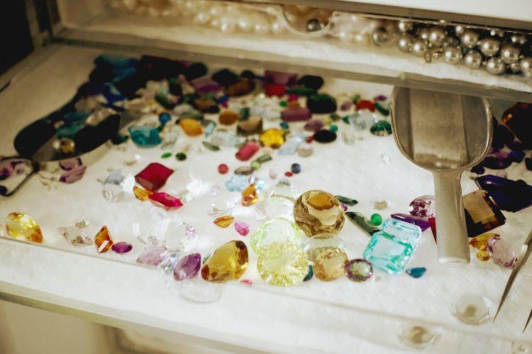 Jewelry Box In House