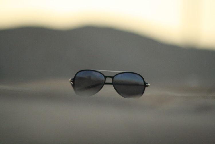تصويري_كانون نظارة في البر