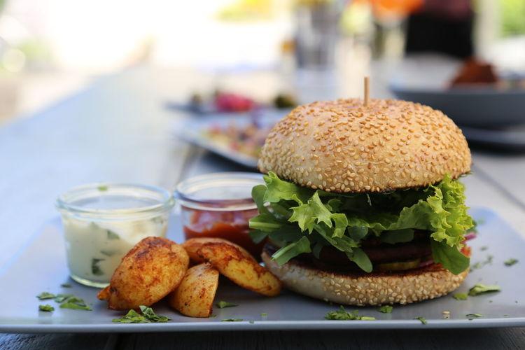 Bun Burger