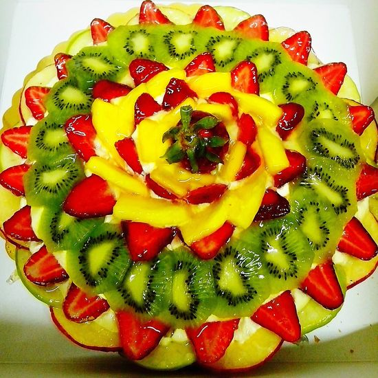 i make Fruitart Cakes very Delicious ♡