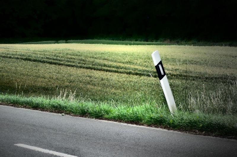 road side