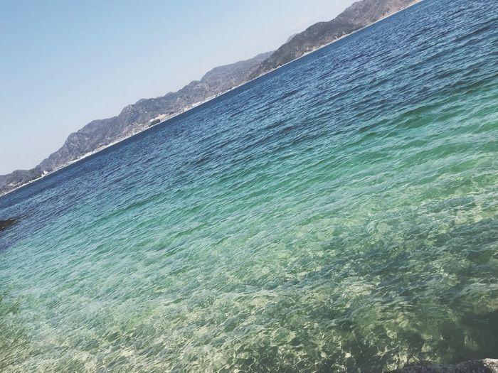海 綺麗な海 休日の過ごし方 広島 日本 First Eyeem Photo