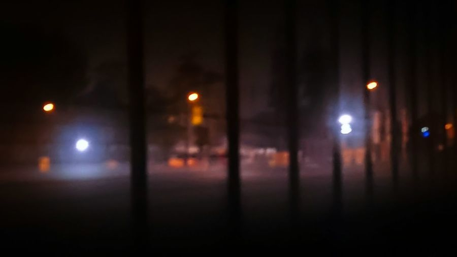 Foggy Night Foggyweather Night Illuminated Street Light Glowing Dark Focus On Foreground Tranquil Scene No People Darkness And Light Darkside Darkness And Beauty Darkness Abandoned Me DARKNESS AND LIGHTING EyeEm Best Edits EyeEm Moments Of My Life @ 私の人生の瞬間。 Poland 💗 Darkness To Light Darkness Is Coming