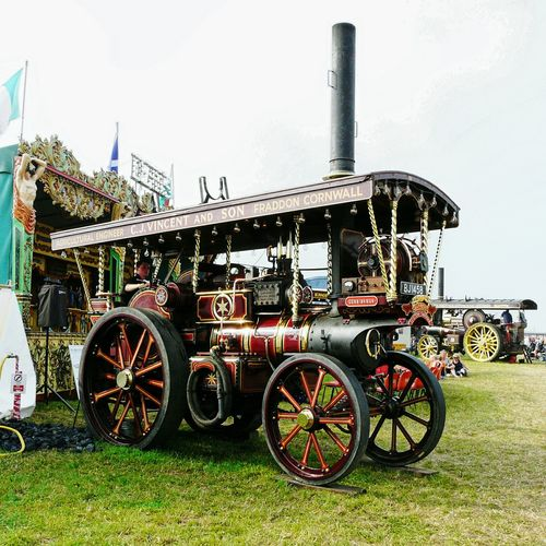 Transportation Mode Of Transport Red Show Mans Engine Steam Traction Engine Great Dorset Steam Fair Great Day Out Seriously Heavy Engineering Transportation Relaxing Taking Photos