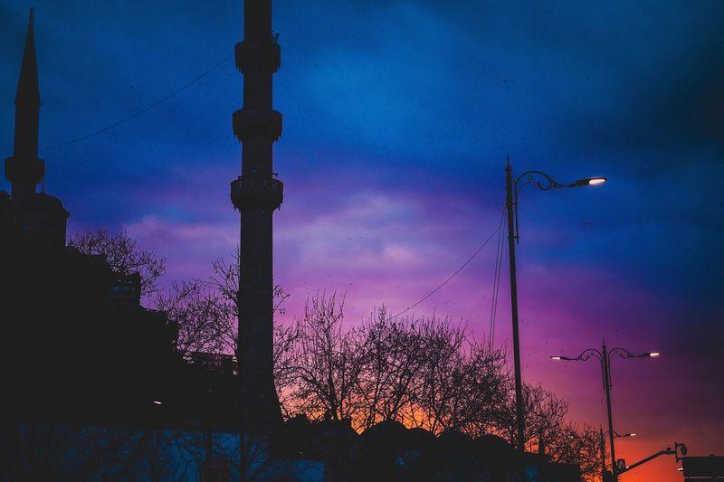 Sunset..💙