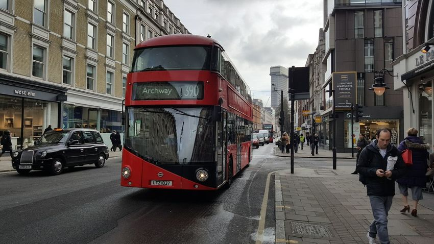 London Streets City Londonbus Londontaxi People City Life Outdoors Architecture Day Urban Lifestyle