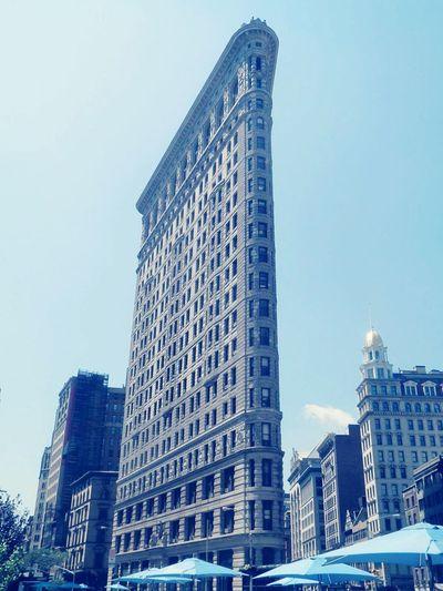 Cityscapes Flatiron Building Architecture New York City Citytrip The Architect - 2016 EyeEm Awards