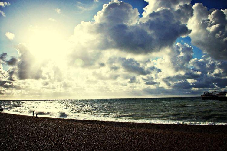 First Eyeem Photo in England at Brighton Pier