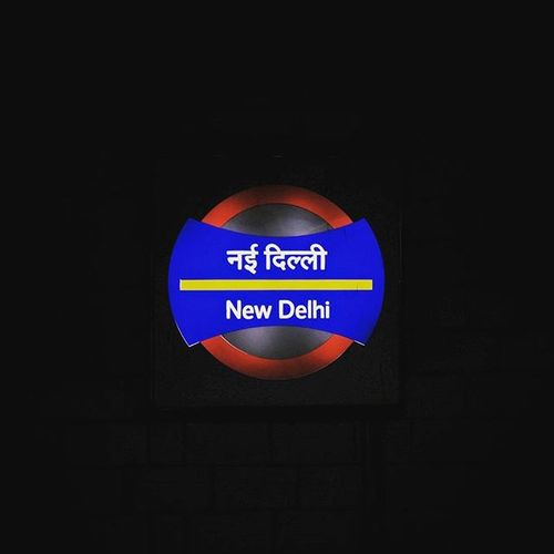 Yearend Trip Friends Northindia Delhi Traveldiaries Newdelhi Metro Station Subway Roam Nameboard OneplusShot HDR Highlight Igers Igers_world Storiesofindia 30eggs Igers_india Instagram Instapic Insta_edit