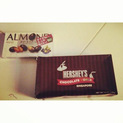 Dapet oleh-oleh :) Chocolate