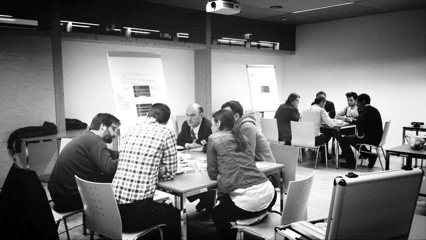 awesome designthinking workshop Research&development building industry