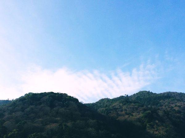 Japan Sky No People Landscape Kyoto Cloud