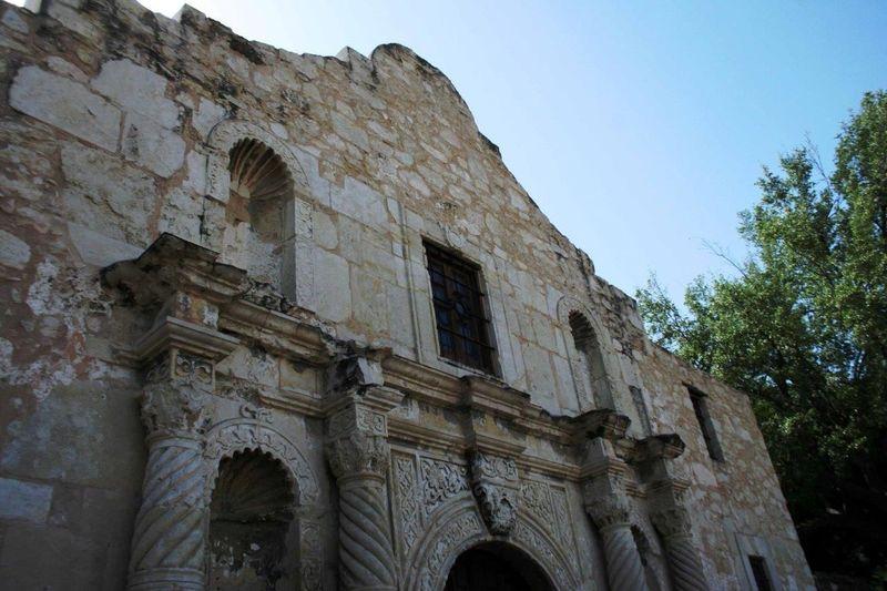 The Alamo Mission Mission District San Antonio, Texas Texas Texas Architecture The Alamo Architecture Built Structure History Old Ruin