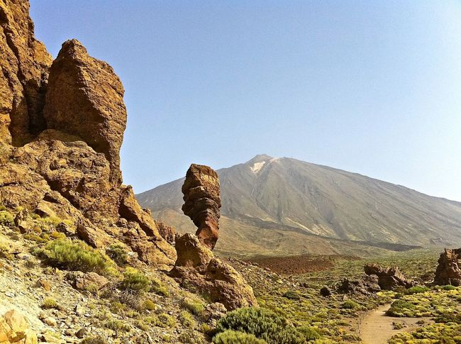 Arid Climate Canary Islands Day Geology Geometry Landscape Mountain Mountain Range Nature Non-urban Scene Outdoors Physical Geography Rock Rock Formation Rocky Rough Scenics Teide National Park Tenerife Tranquil Scene Tranquility Voyage