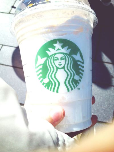 Starbucks with my baby in Germany ! Starbucks Koblenz Germany First Eyeem Photo