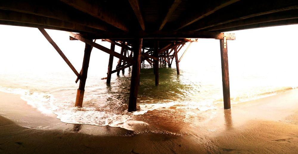 'house on the beach' Malibu Paradisecove