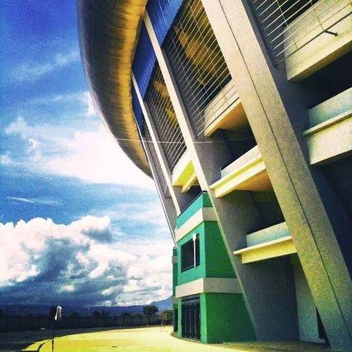 Gede Bage Stadion (Bandung) part 1