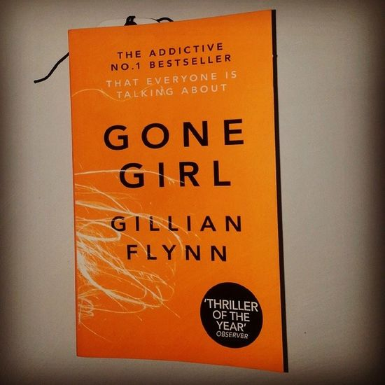 Gonegirl Novel Weekendread Flipkart Thriller Fiction Gillianflynn Nickdunne