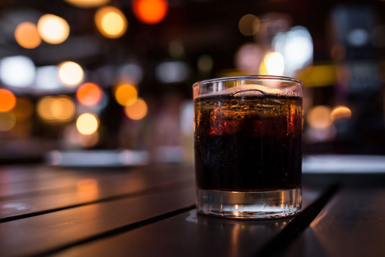 Whisky or Cola