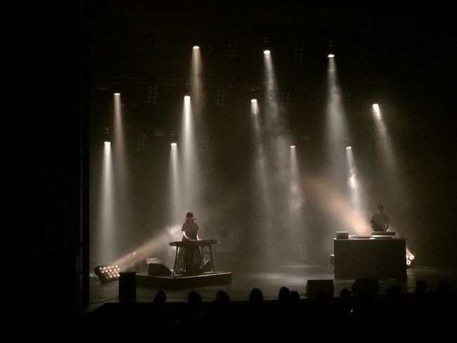 Dillon Gänsehaut Concert Volksbühne