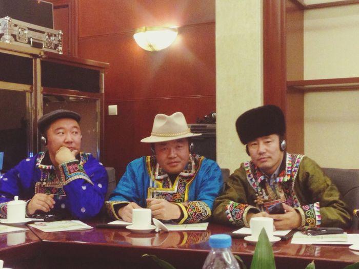 Ujimqin Mongol Hun meeting in BeiJing