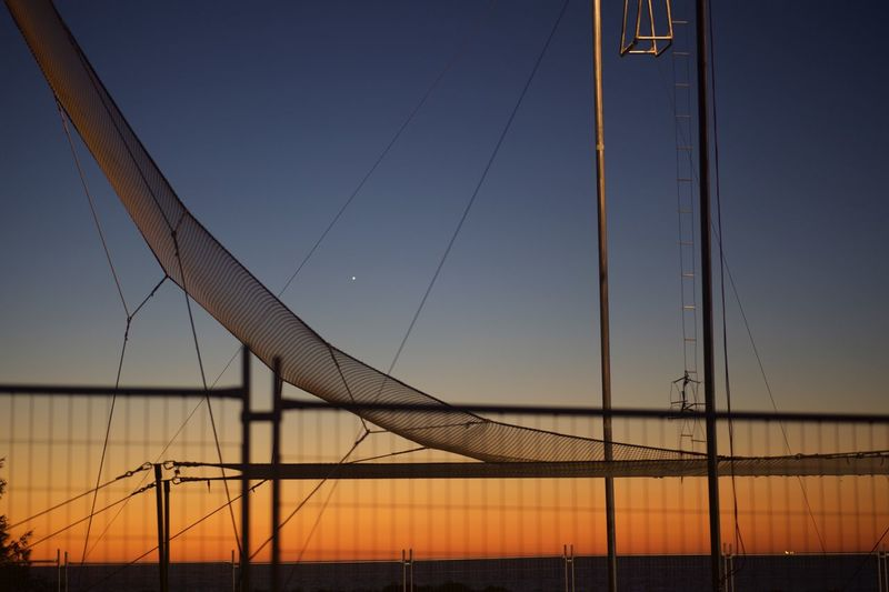Trapeze at