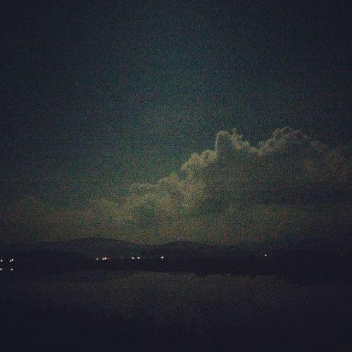シャガールみたいな青い夜 Moon Rising