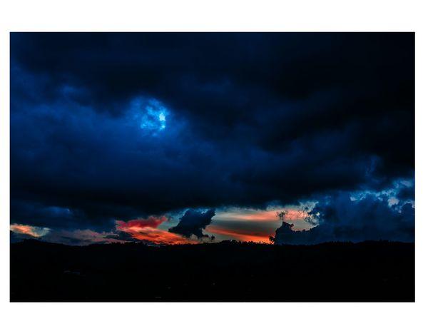 Night No People Outdoors Sky Lightning Nature