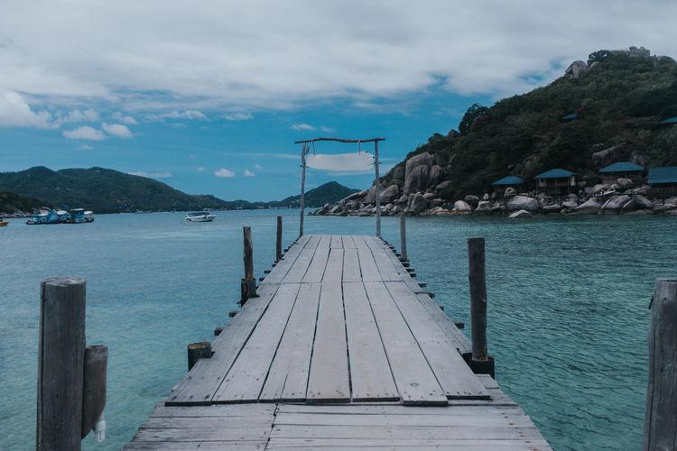 Pier Travel