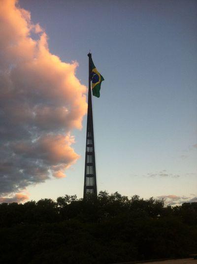 Mastro Da Bandeira Brasília