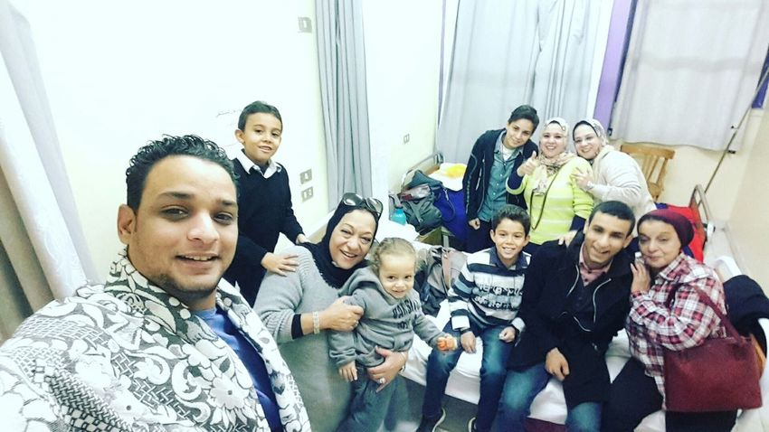 Last 2015 selfie before operation last 2015 night 😍😍😍😍 always together Happy Family Happy Family! ❤