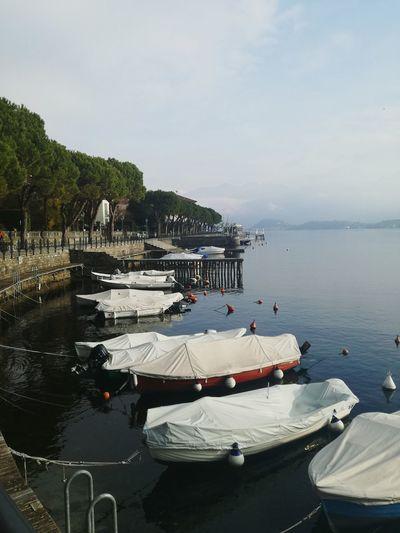 Looking for Mr Clooney 😉 EyeEmNewHere Lakecomo #Lake #Boats Italy Italia Lombardia Mediterranean  Blueskys Italian Sea Beach Vacations Landscape Scenics Travel Destinations Sky