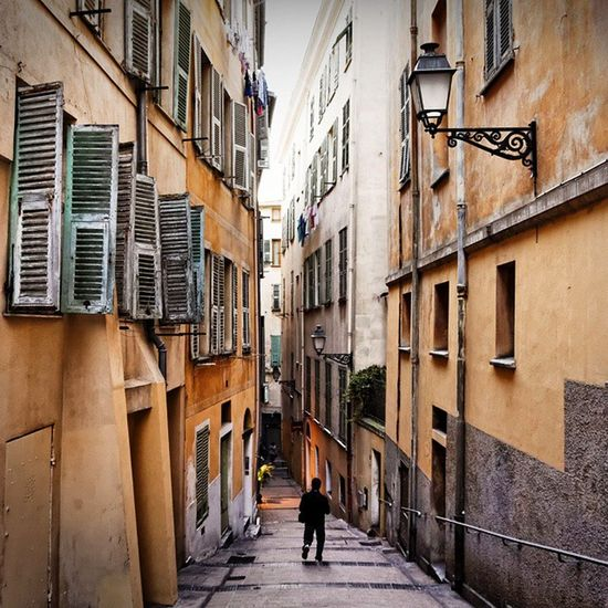 Vielle ruelle de Nice