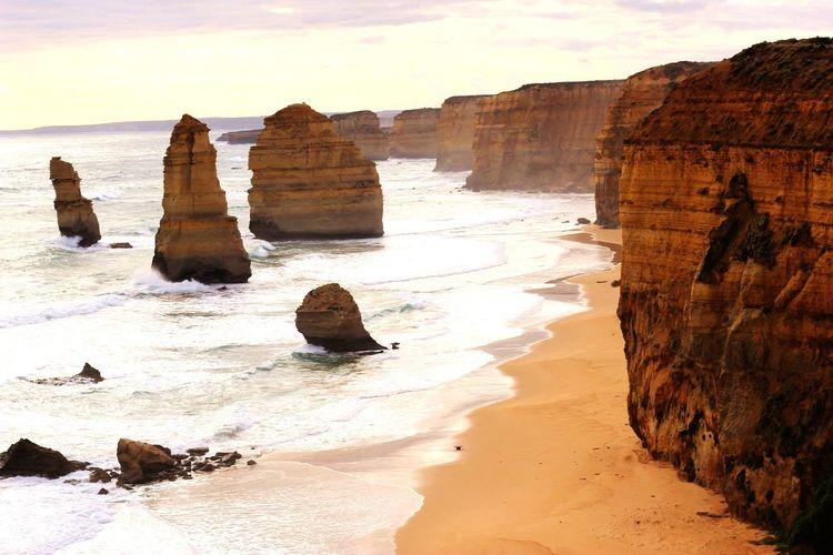 Landscape Australia Roadtrip Greatoceanroad 12 Apostles