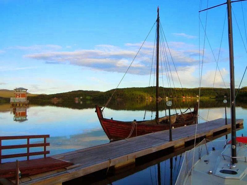 Boat Styra Going Sailing Sommer ♡