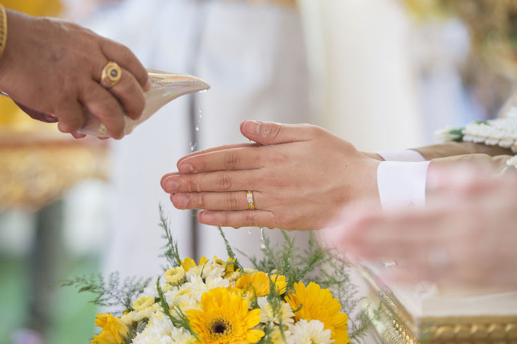 thaiwedding decoration Culture Decoration Gold Money Thai Thaiwedding Thaiweddingceremony Tradditional Wedding Weddingceremony