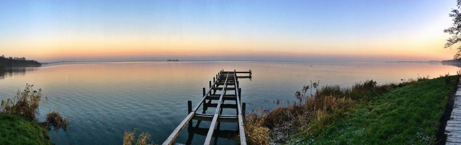 Steinhuder Meer Steinhude-am-meer.de - Dein Meer-Foto Sunrise