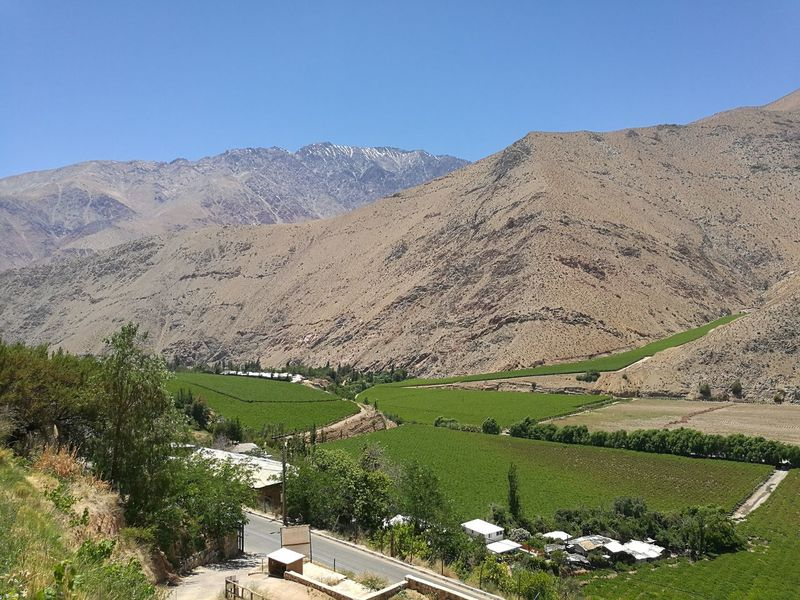 Valley Valle Elqui Relax Landscape Nature Travel Travel Destinations Outdoors