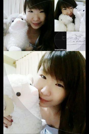 Sheep 2015  Myroom#gdnight#happychinesenewyear Gongxifacai