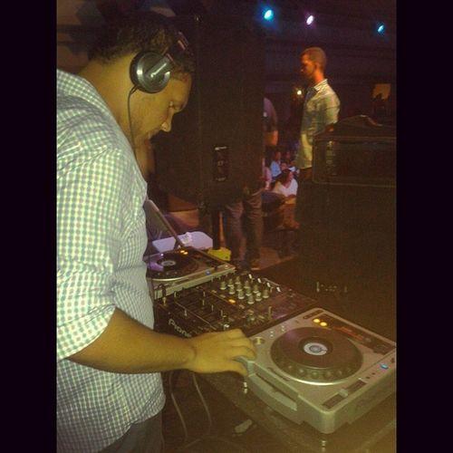 Last Night at yudul DJing Openformat