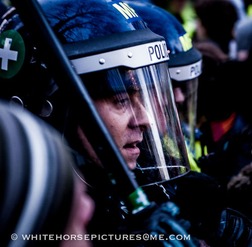 Anonymous London Police Riot Student Truncheon Missuse Firstaid Health Stick The Photojournalist - 2018 EyeEm Awards
