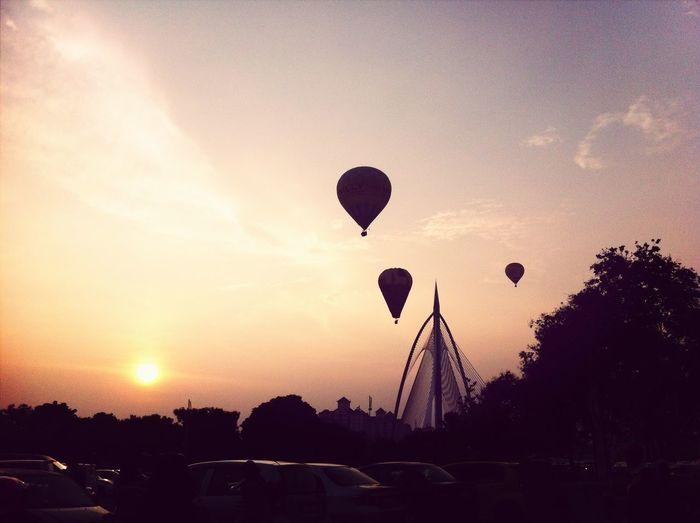 Sunset Art Is